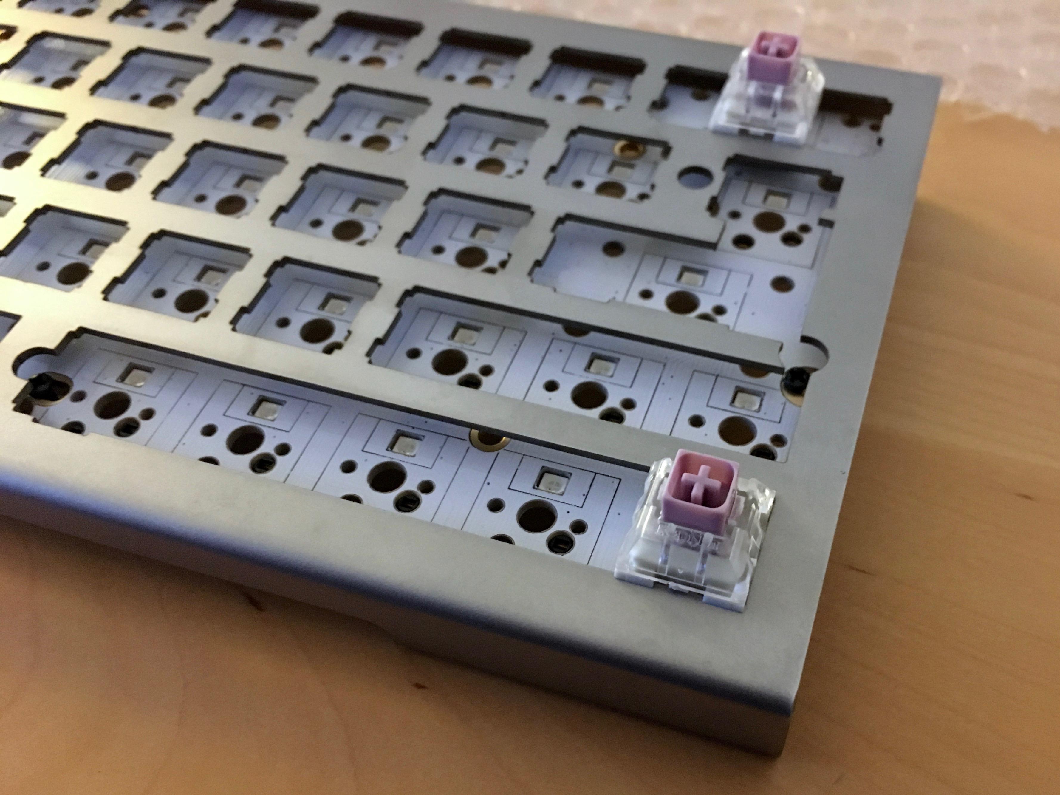 PCB case assembly 1